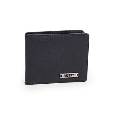 Mns Elite navy billfold