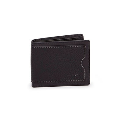 Mns Gun Powder black billfold