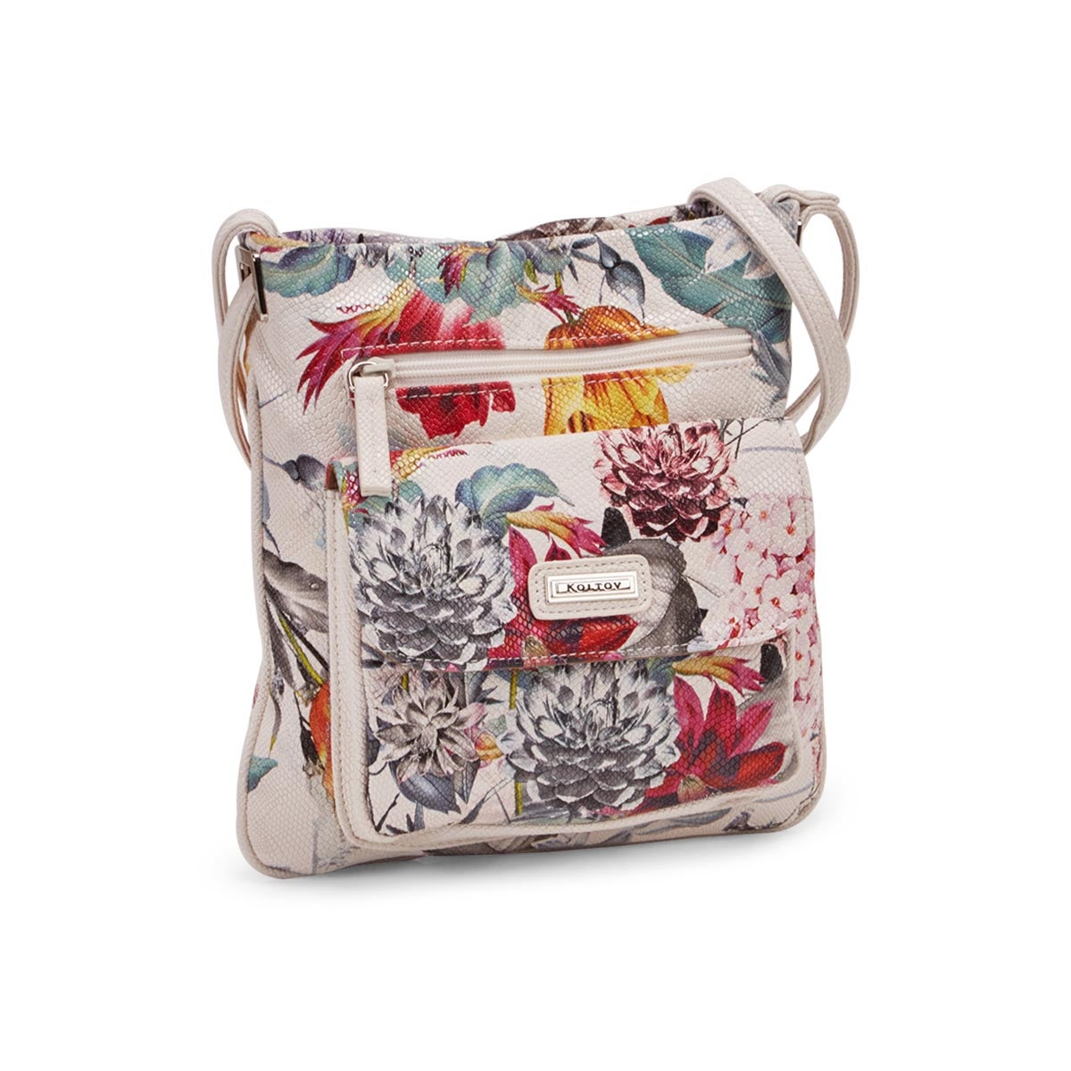 Women's HARPER floral multi cross body bag