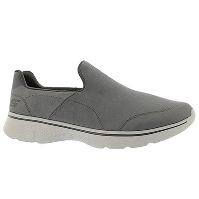 Mns GOwalk4 Remarkable char slip on shoe