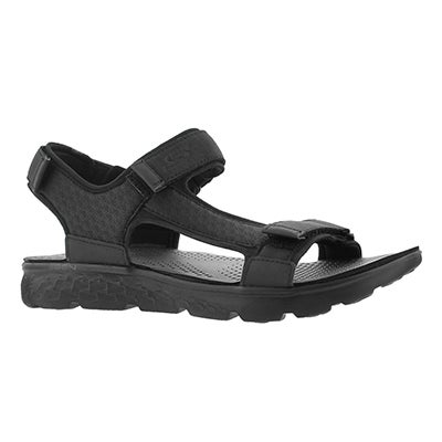 Skechers Men's ON-THE-GO 400 EXPLORER black sandals