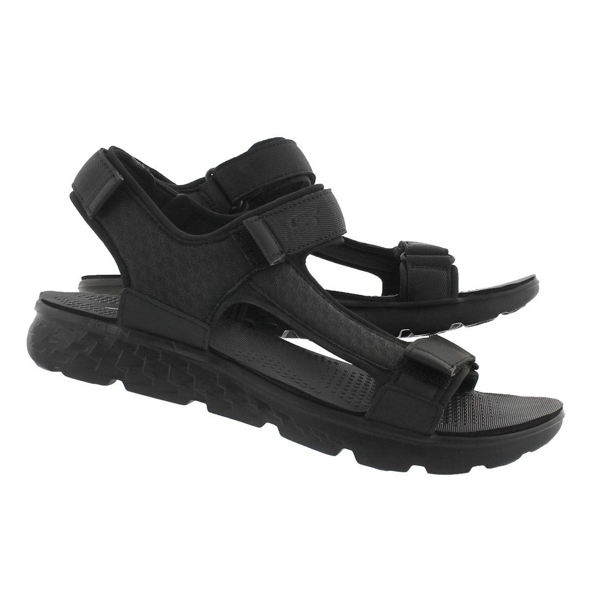 Mns On-The-Go400 Explorer black sandal
