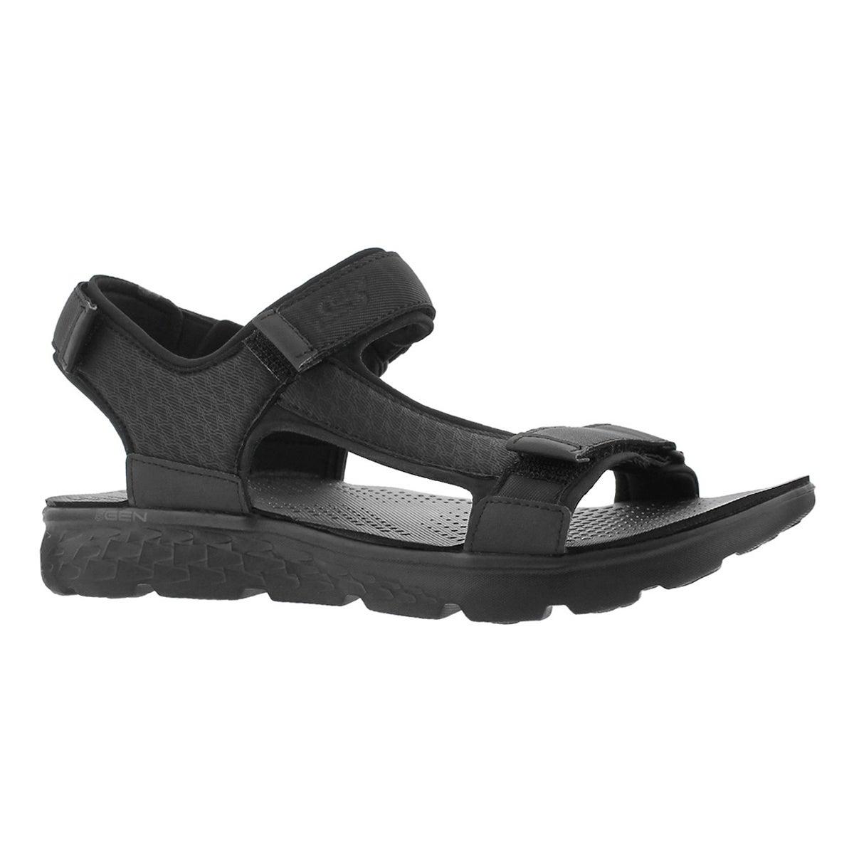 Men's ON-THE-GO 400 EXPLORER black sandals