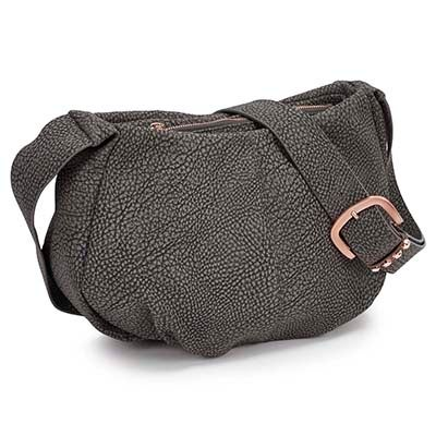 Co-Lab Women's 5442 grey cross body bag