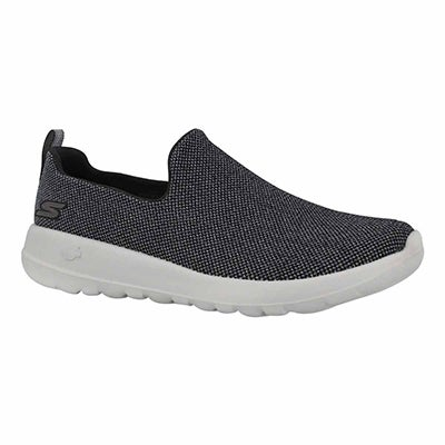 Mns GO Walk Max blk/gry slip on shoe