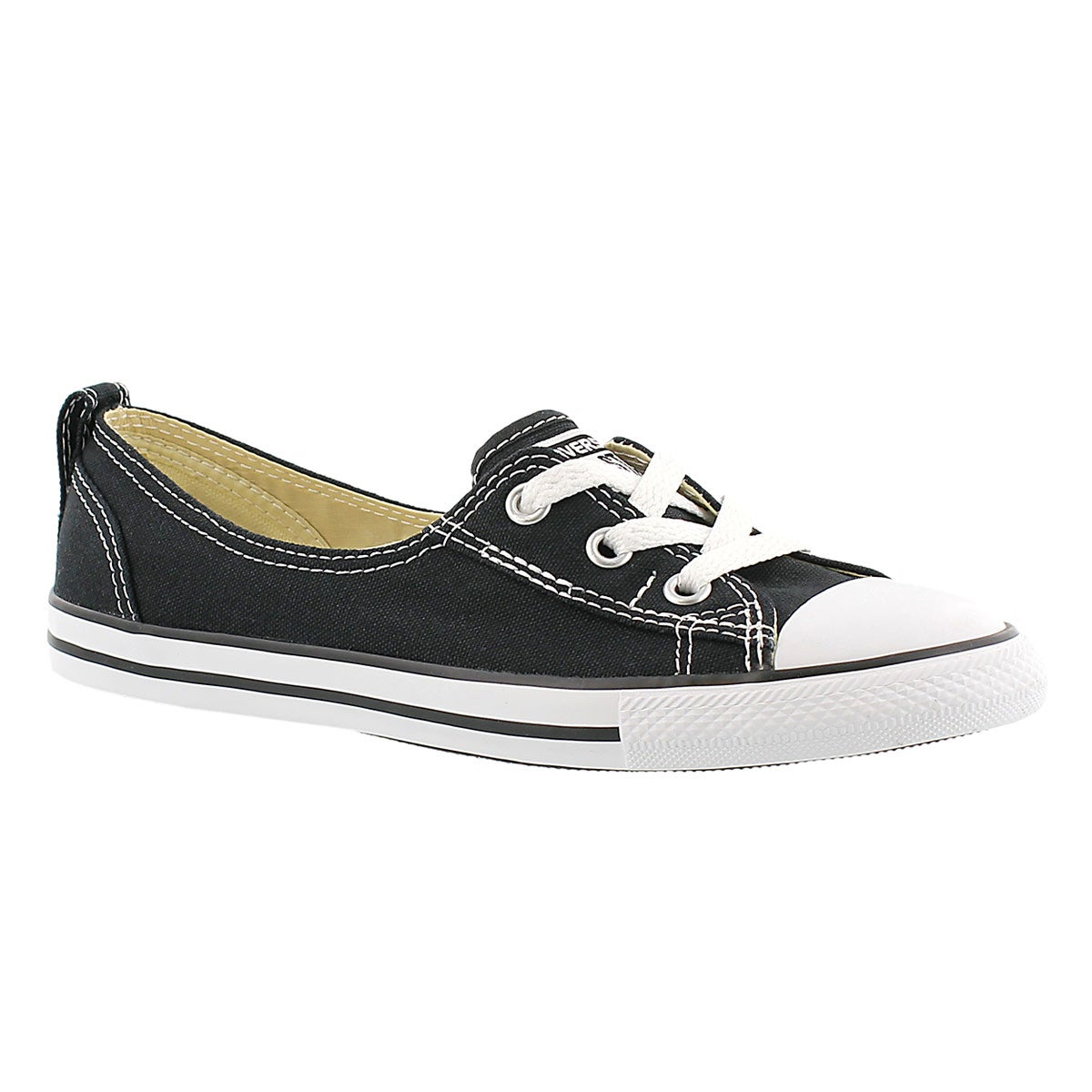 Women's CT ALL STAR BALLET LACE black slip-ons