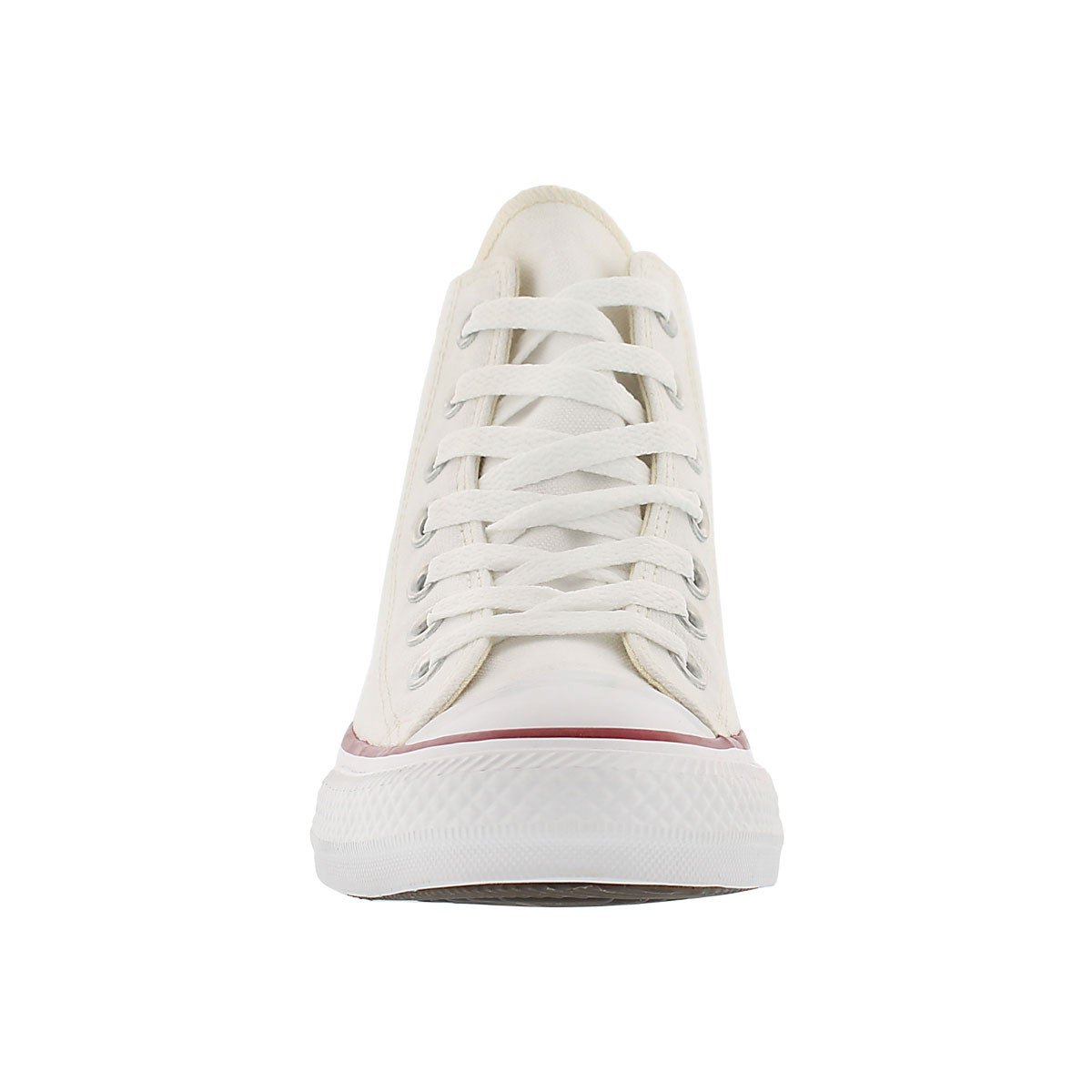 Lds CT All Star Canvas Lux Mid wht