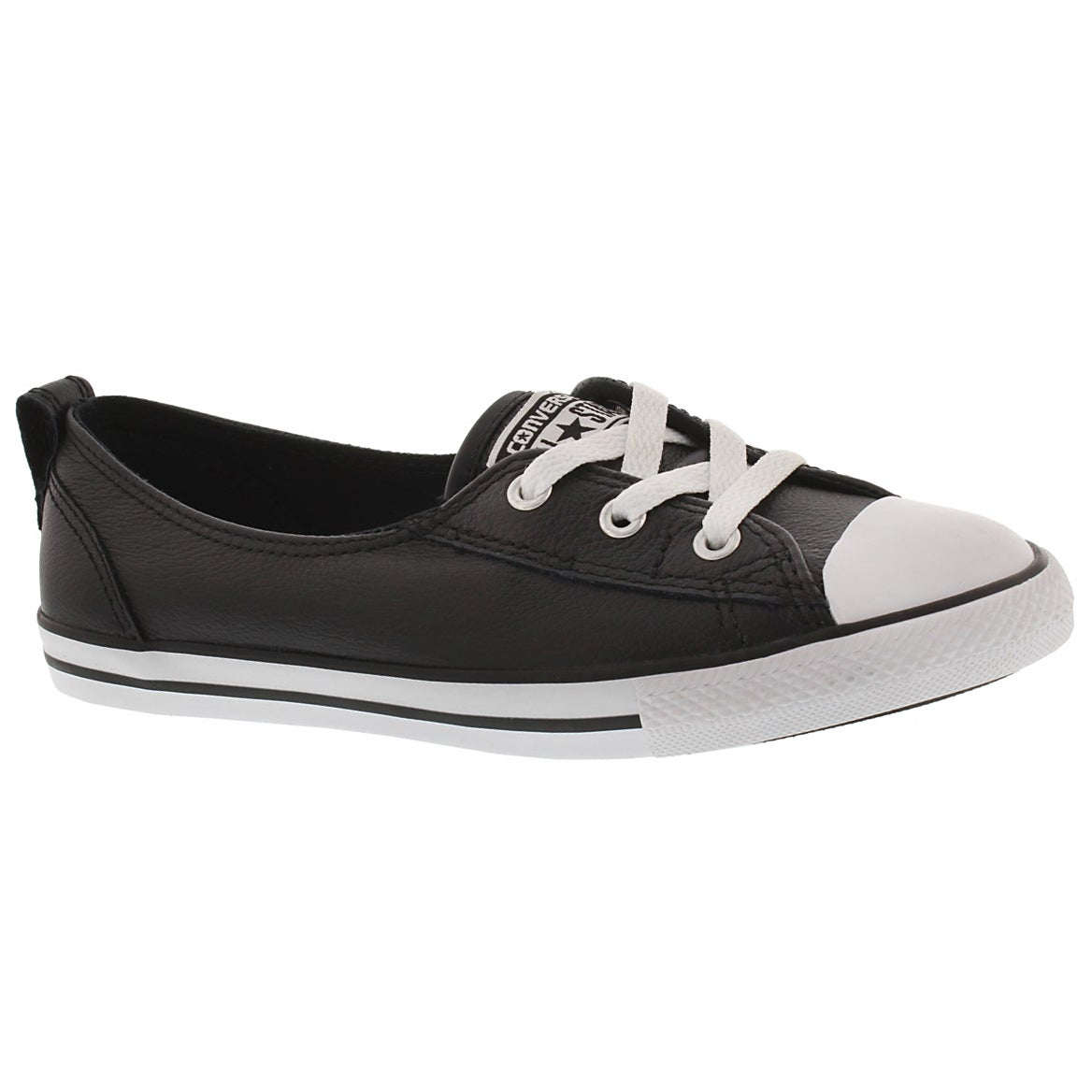 Women's CT ALL STAR BALLET LACE black sneakers