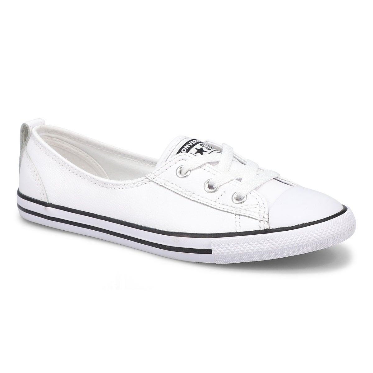 Women's CT ALL STAR BALLET LACE white sneakers
