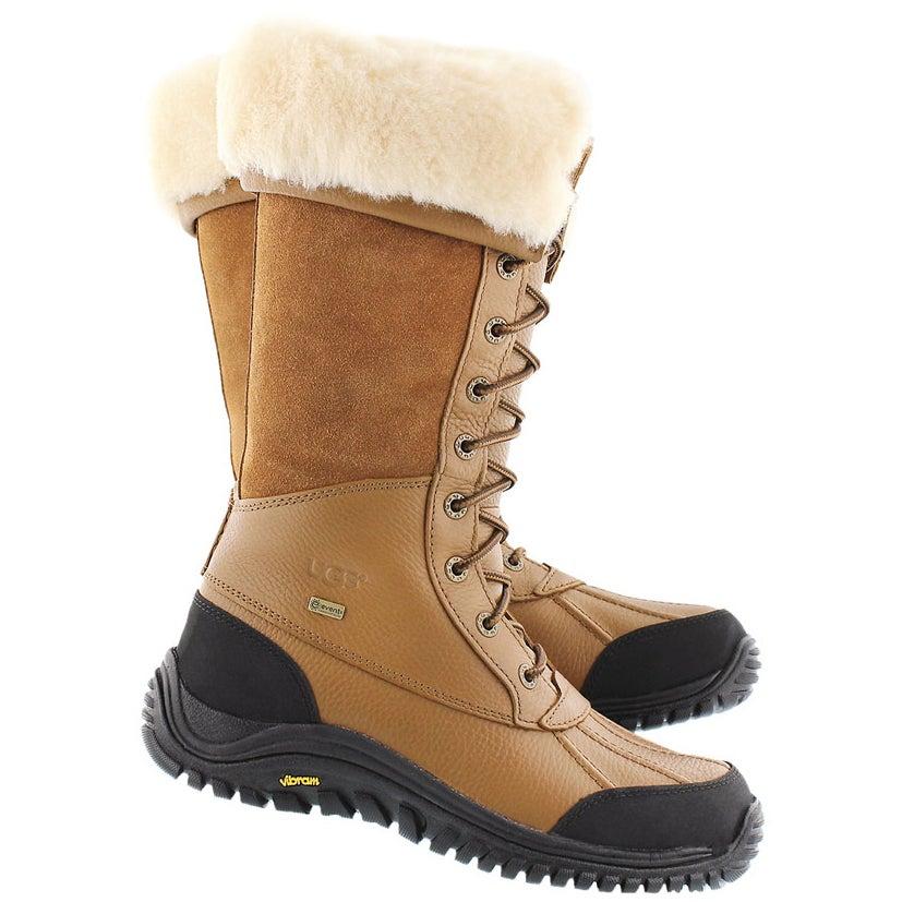 Lds Adirondack tall otter winter boot
