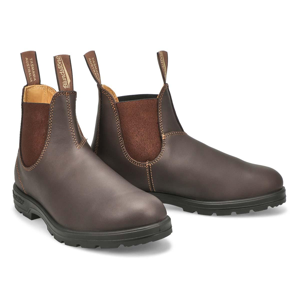 Unisex Original walnut twin gore boot