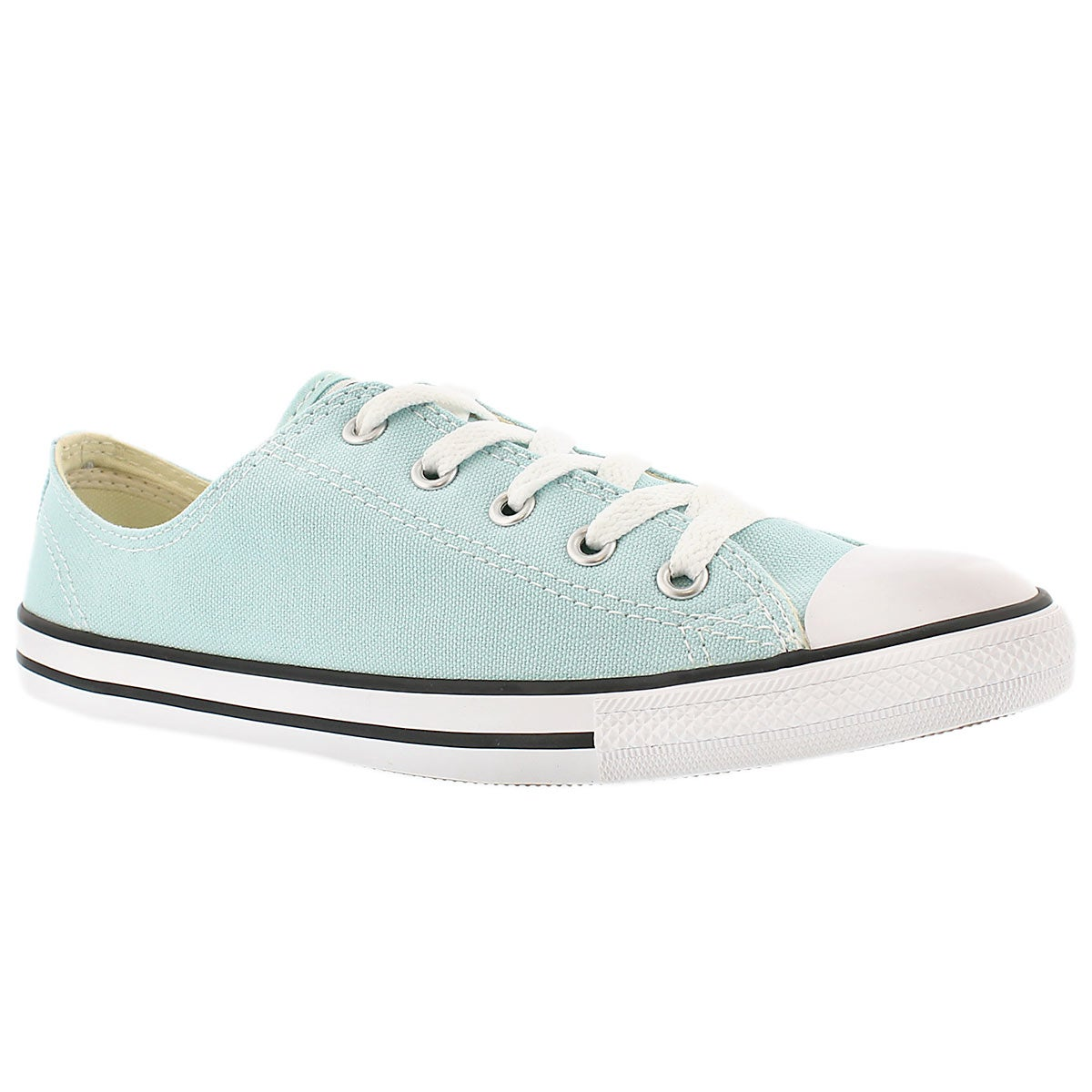 Lds CT AllStar Dainty Canvas blue oxford