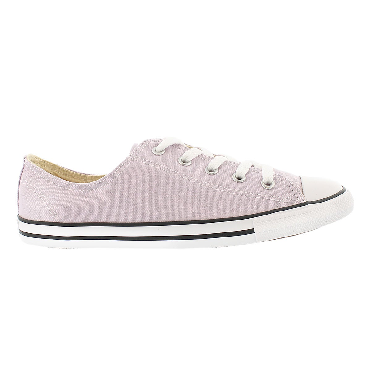 Lds CT AllStar Dainty Canvas purp oxford