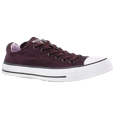 Converse Women's CT ALL STAR MADISON brake lt/blk sneakers
