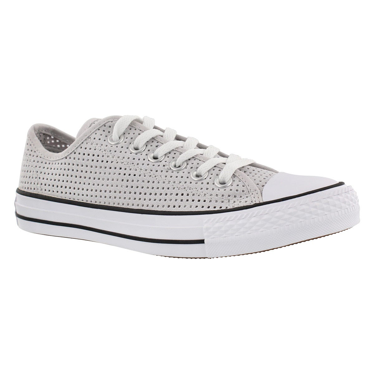 Women's CT ALL STAR PERFORATED CANVAS oxfords