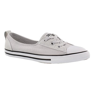 Converse Women's CT ALL STAR  BALLET LACE  mouse slip ons