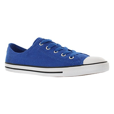 Converse Women's CT ALL STAR DAINTY SUMMER blue oxfords