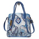 Sac transformable Bewitching Blues, cuir