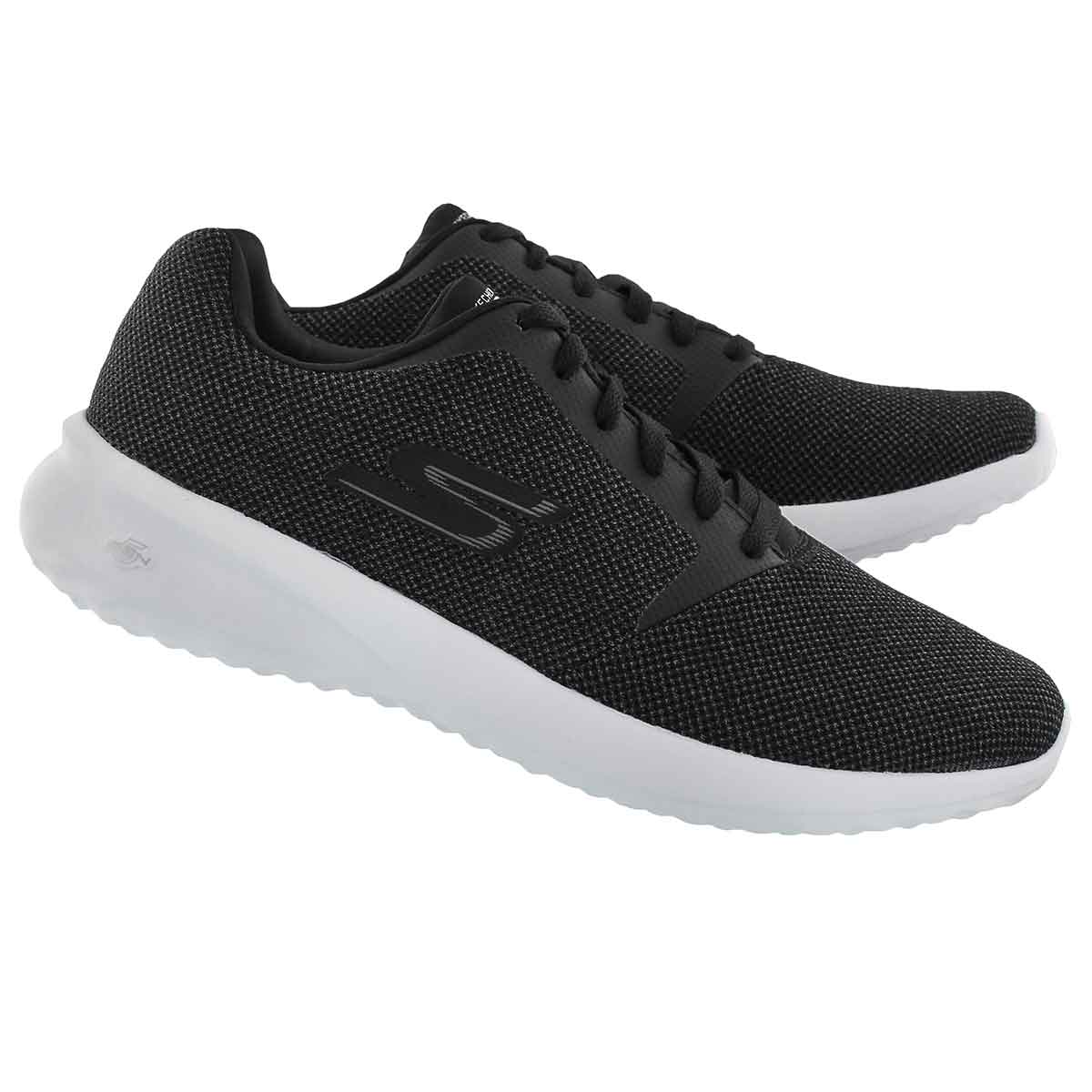Mns OnTheGo City3.0 blk/wht running shoe