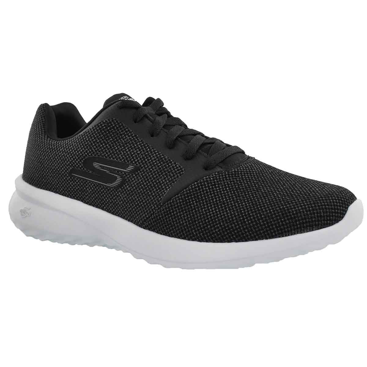 Men's ON THE GO CITY 3.0 blk/wht running shoes