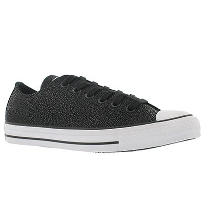 Converse Women's CT ALL STAR STINGRAY black sneakers