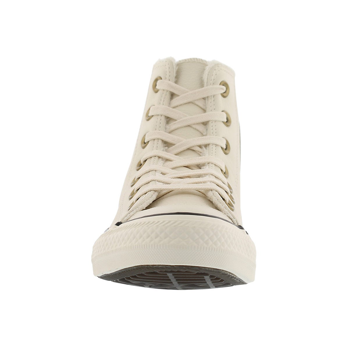 Lds CT All Star white lined hi top