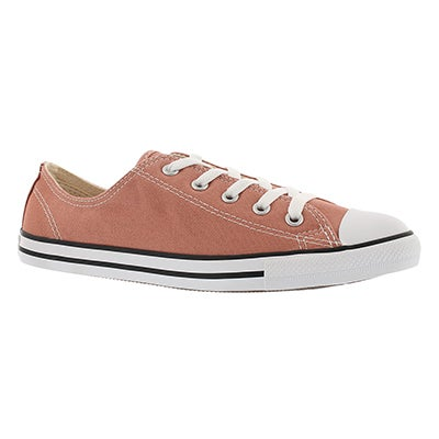 Converse Women's CT ALL STAR CANVAS pink blush sneakers
