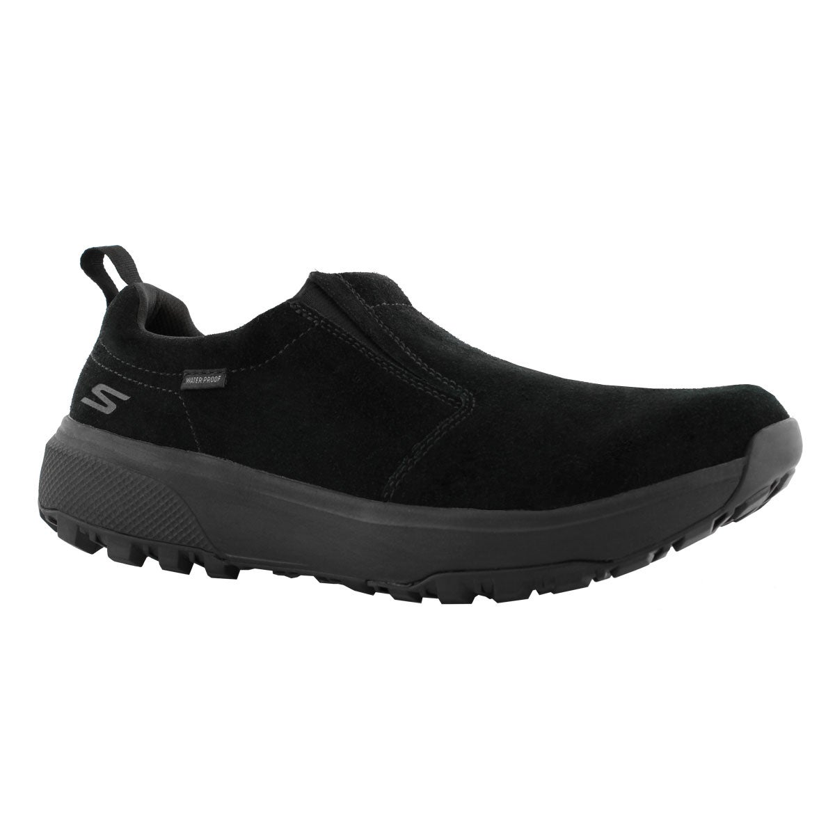Mns On-The-Go Outdoors Ultra blk slipon