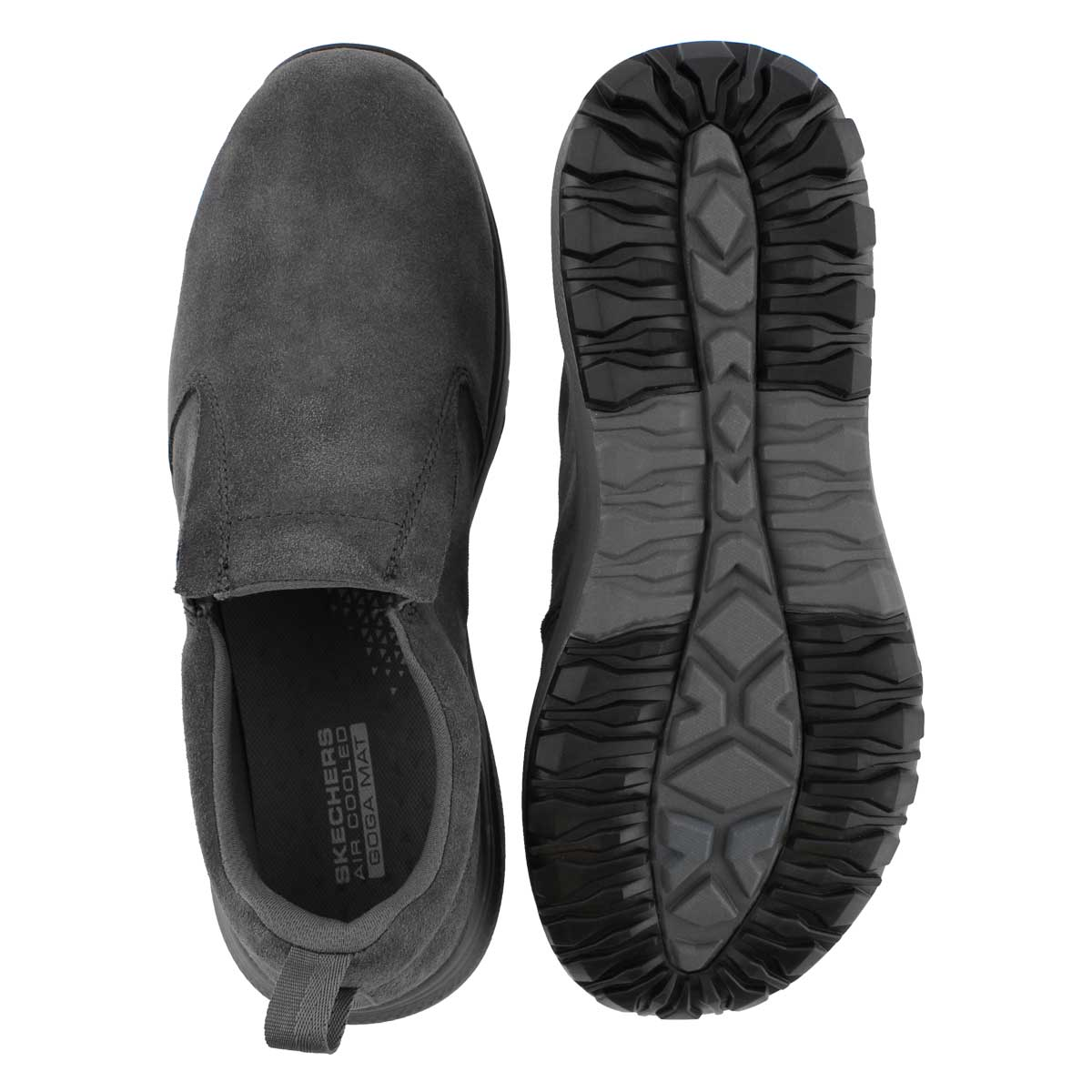 Mns On-The-Go Outdoors Ultra char slipon