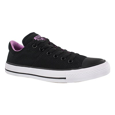 Lds CT A/S Madison blk/fuchsia ox