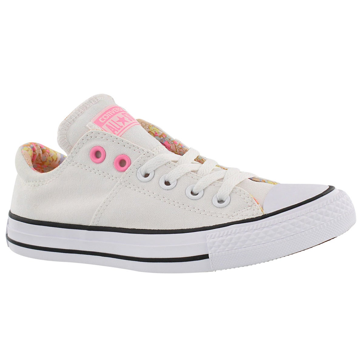 Women's CT ALL STAR MADISON wht/pnk sneakers