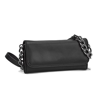 Co-Lab Women's 5563 black cross body bag