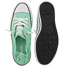 Lds CT A/S Shoreline green glow sneaker