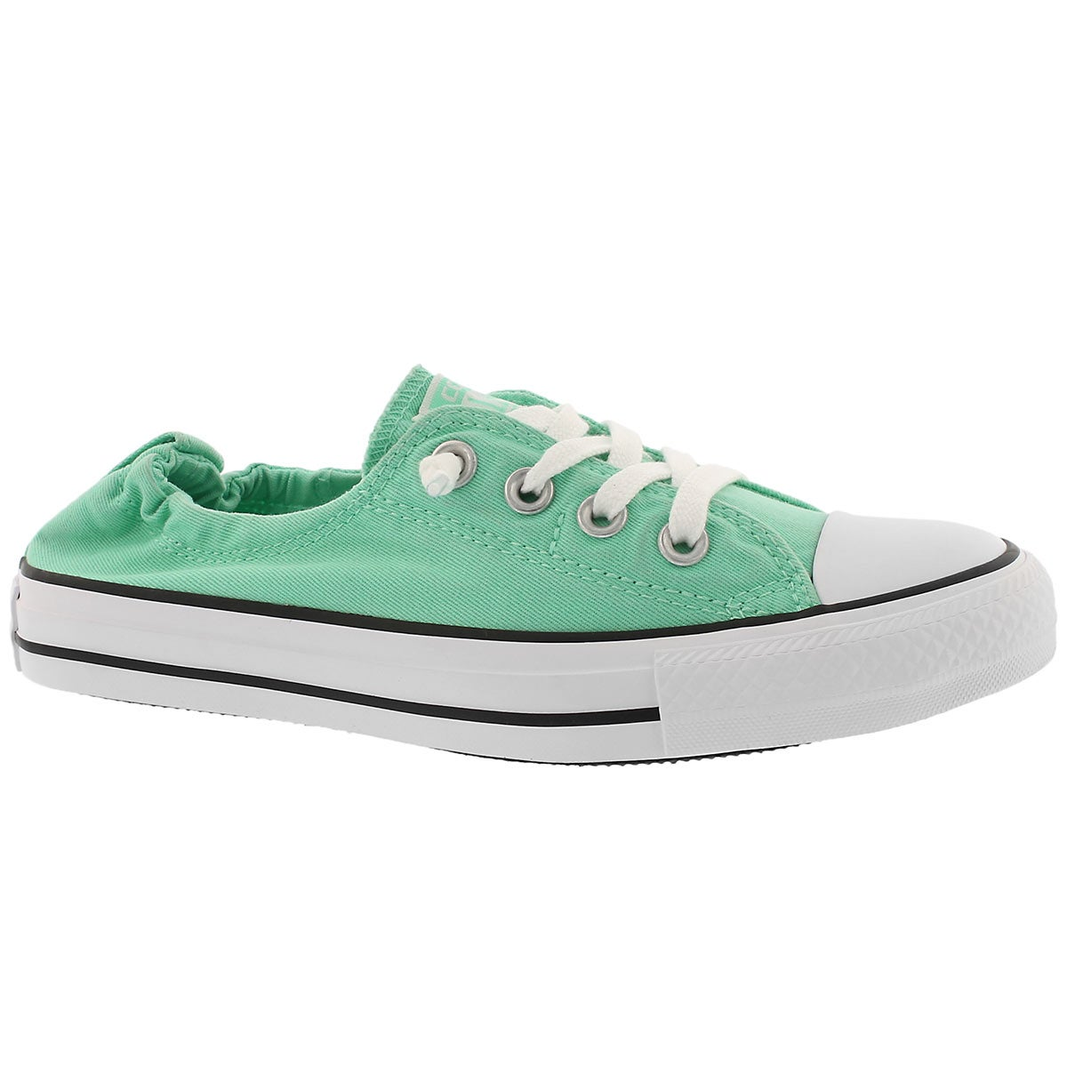 Women's CT ALL STAR SHORELINE green glow sneakers