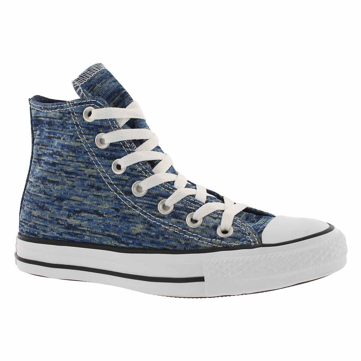 Women's CT ALL STAR CLASSIC JERSEY navy high tops