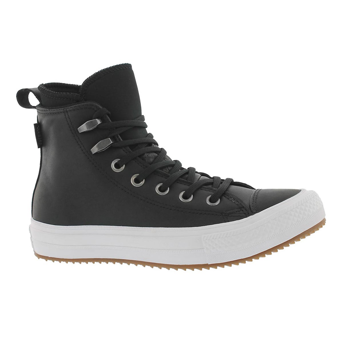 Women's CT ALL STAR black waterproof leather boots