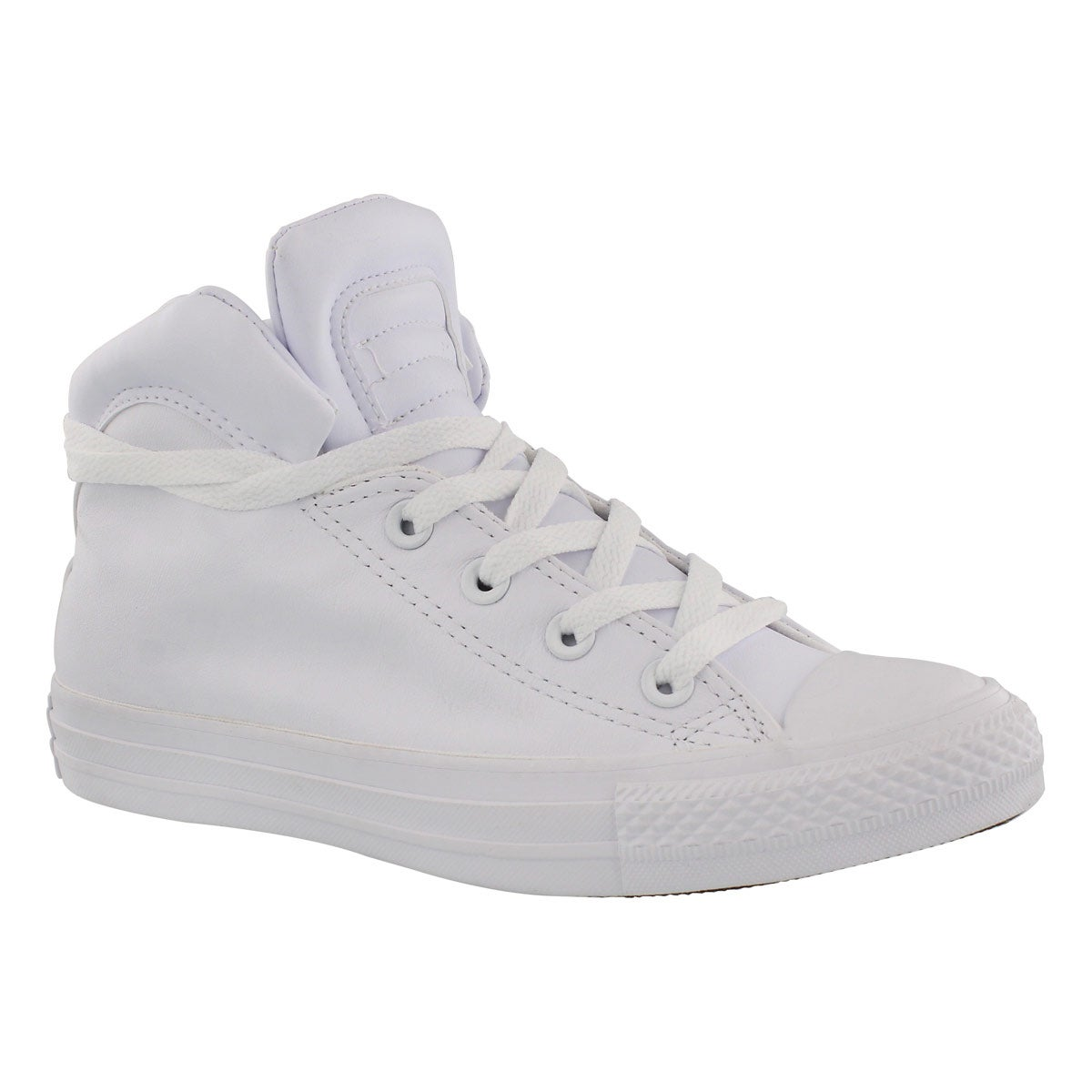 Women's CT ALL STAR BROOKLINE MID white sneakers
