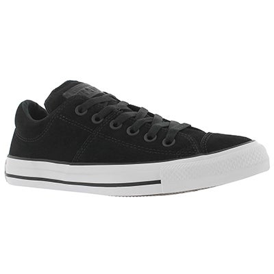 Lds CT A/S Madison Suede blk sneaker