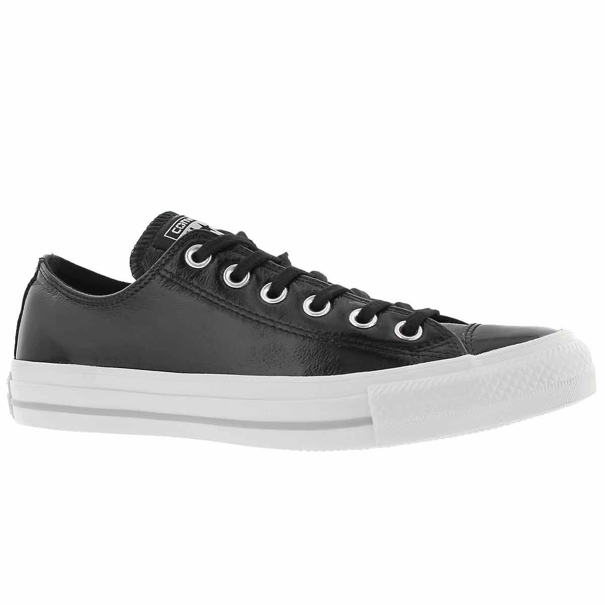 Women's CT ALL STAR CLASSIC CRINKLED blk sneakers