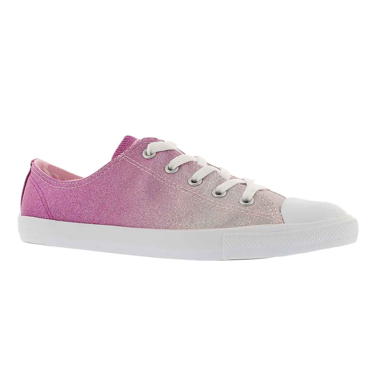Women's CT ALL STAR DAINTY OMBRE metallic sneakers