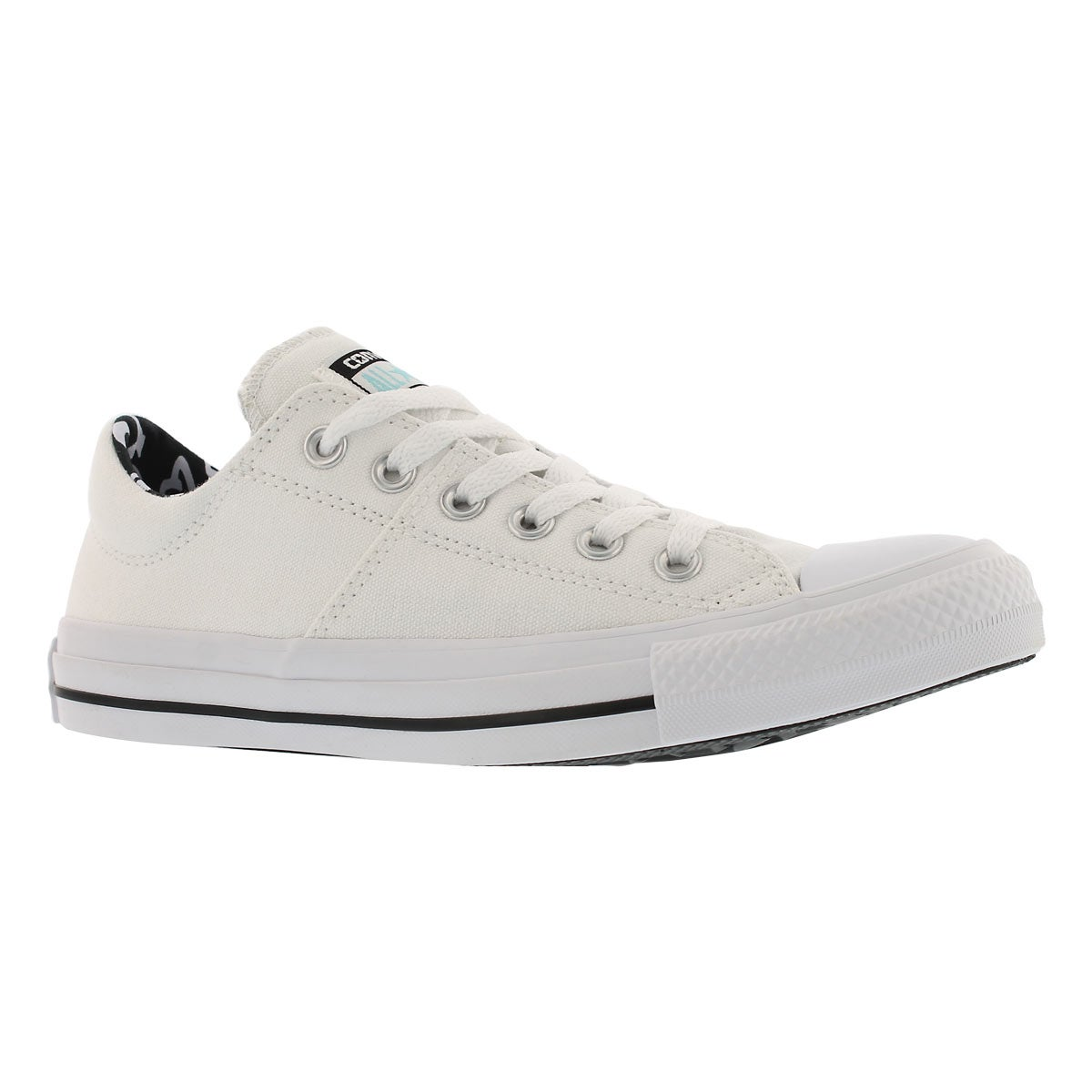 Women's CT ALL STAR MADISON wht/blk sneakers