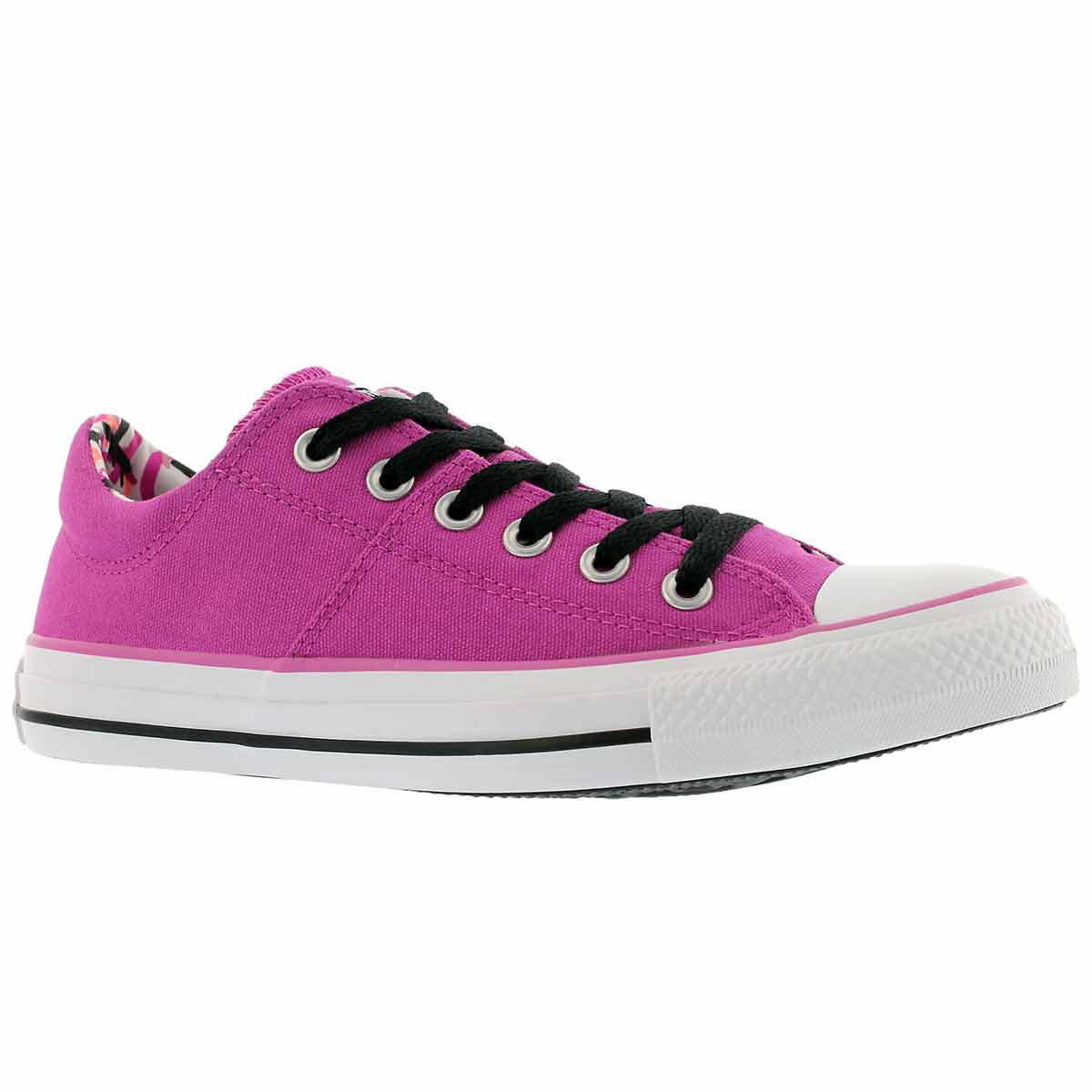 Women's CT ALL STAR MADISON magenta/blk sneakers