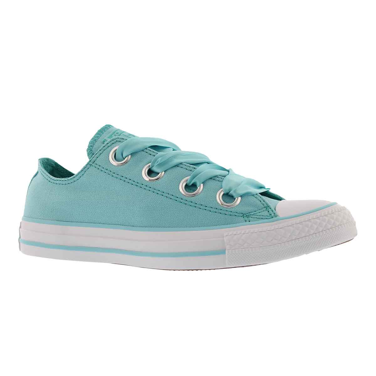 Women's CT ALL STAR BIG EYELETS bleached sneakers