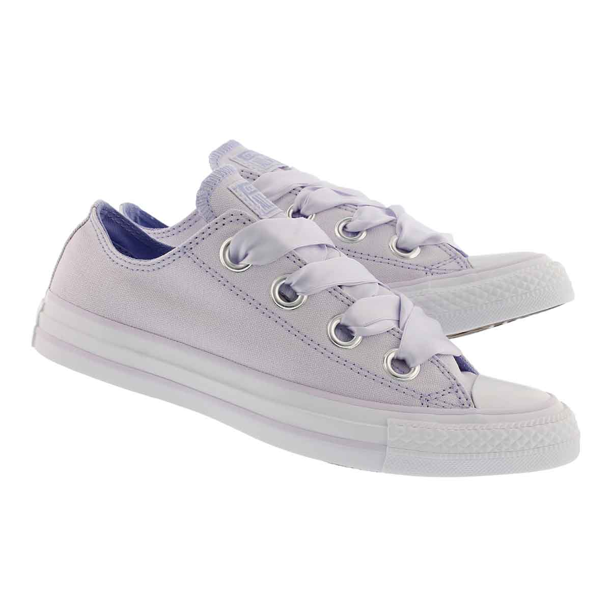 Lds CT AS Big Eyelets barely grp sneaker