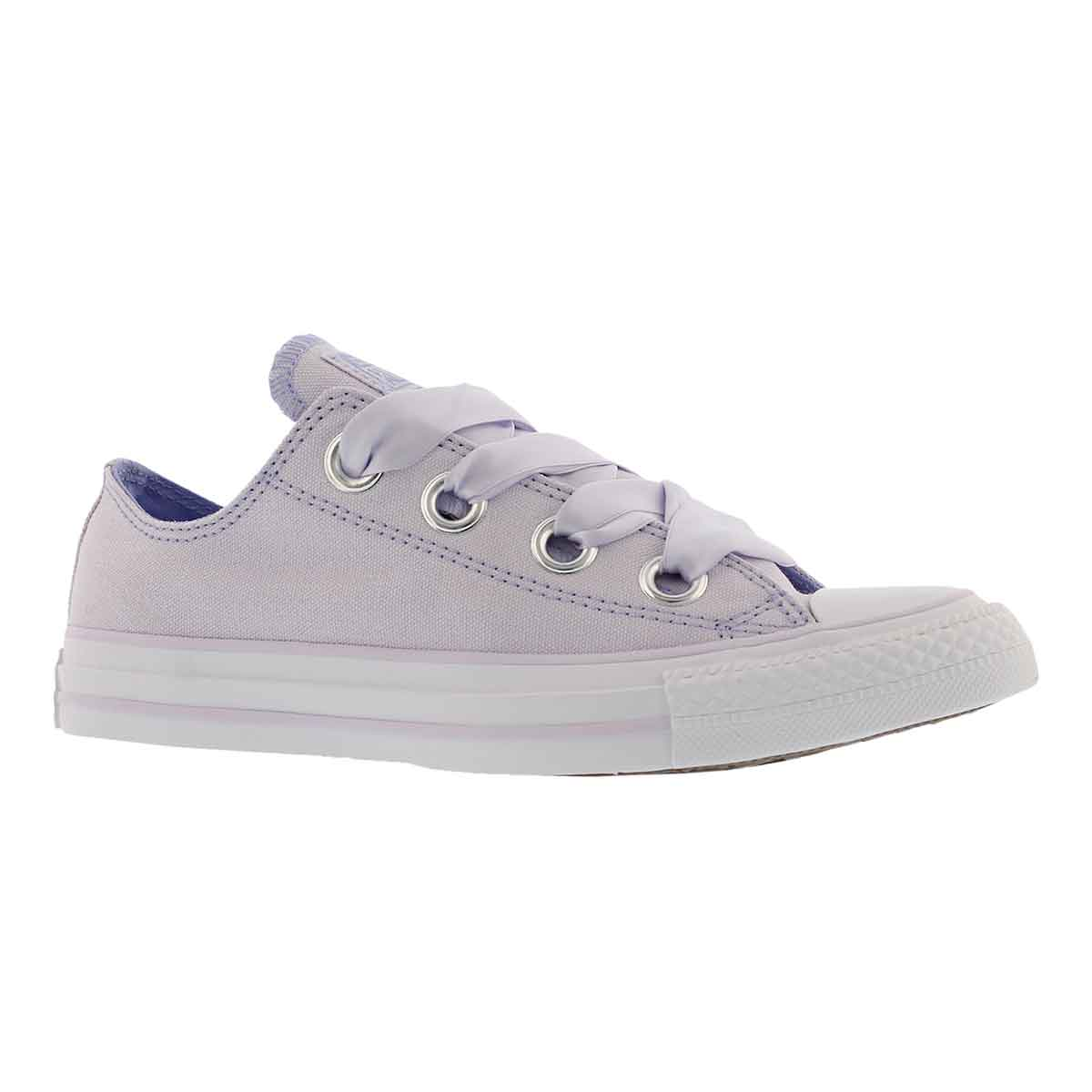 Women's CT ALL STAR BIG EYELETS barely gp sneakers