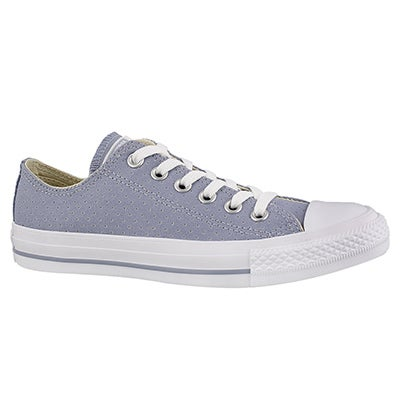Lds CT A/S Perf glacier grey sneaker