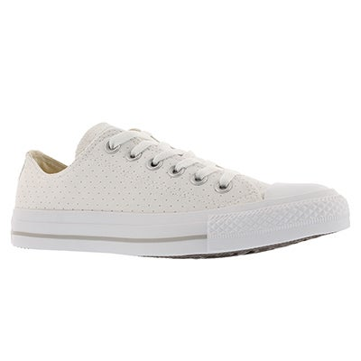Lds CT A/S Perf white sneaker