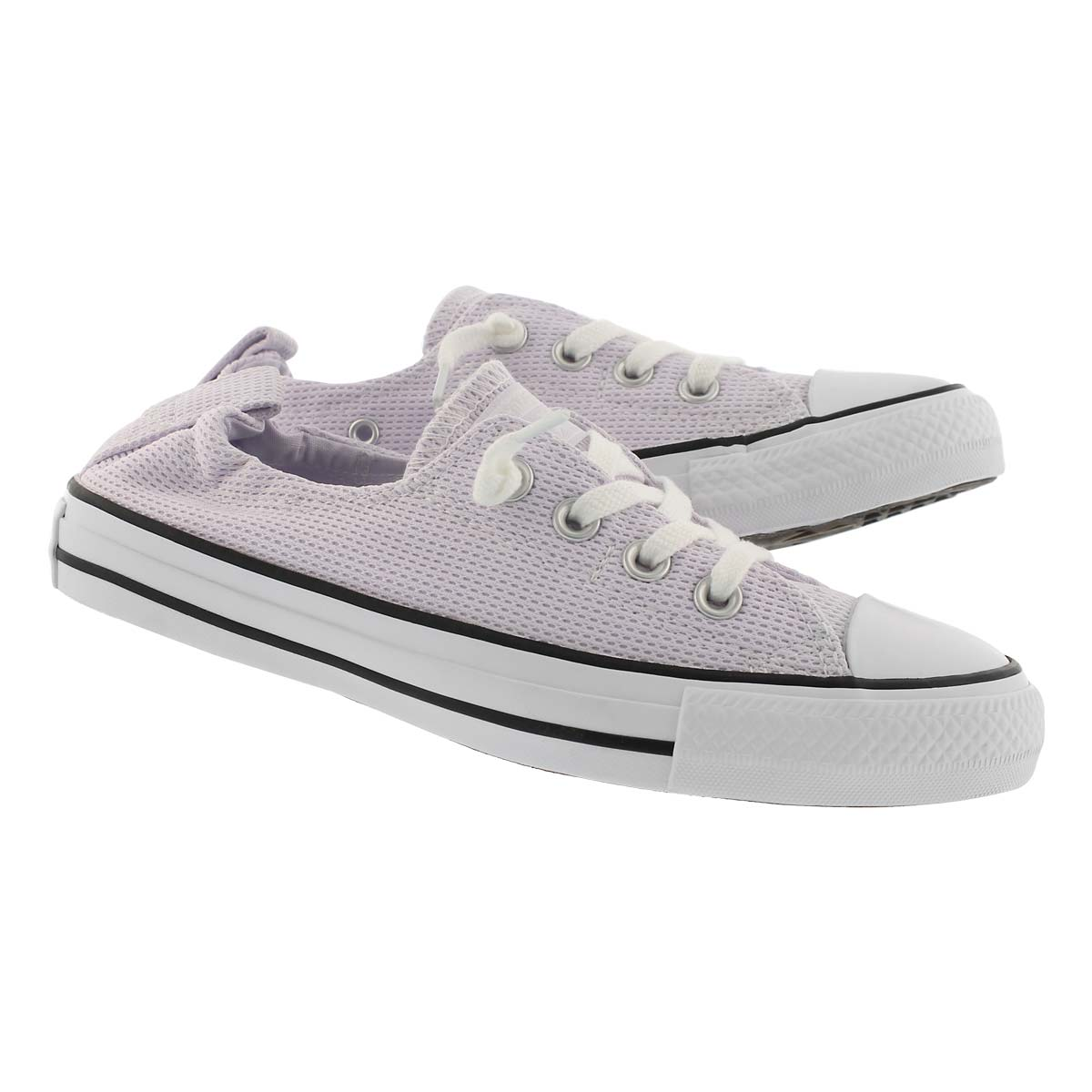 Lds CT AS Shoreline barely grape sneaker