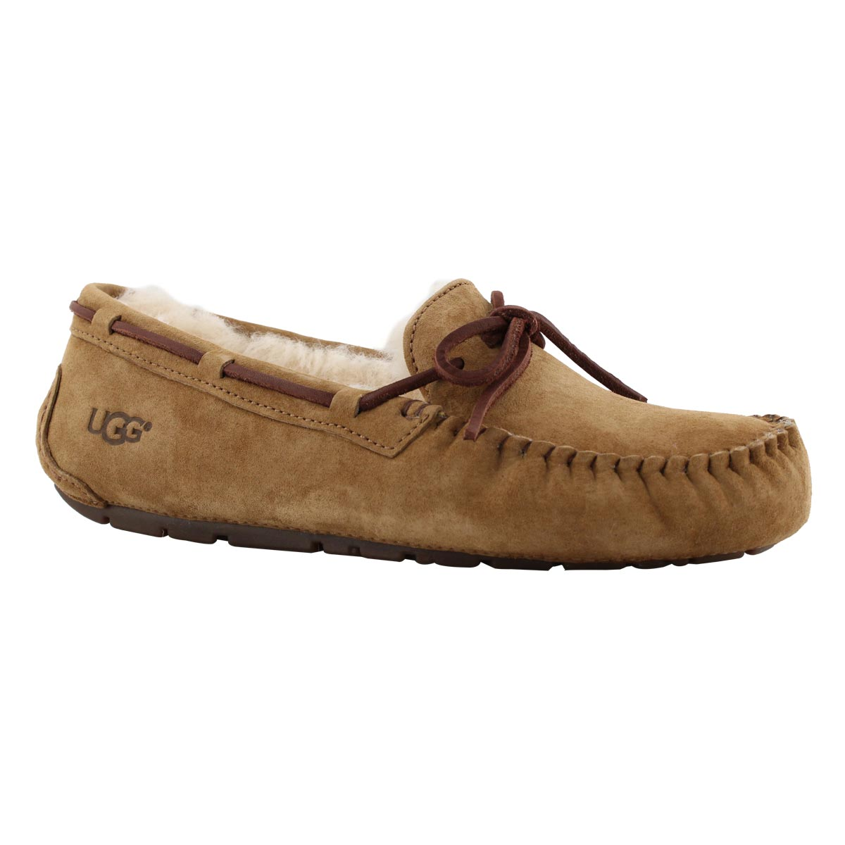 Lds Dakota chestnut moccasin