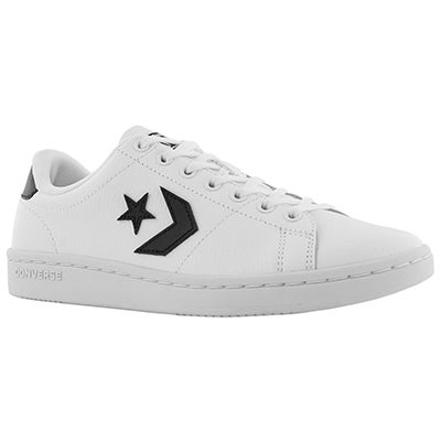Lds All Court Ox wht/blk snkr